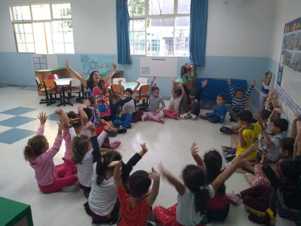 A importância da escuta atenta na Educação Infantil
